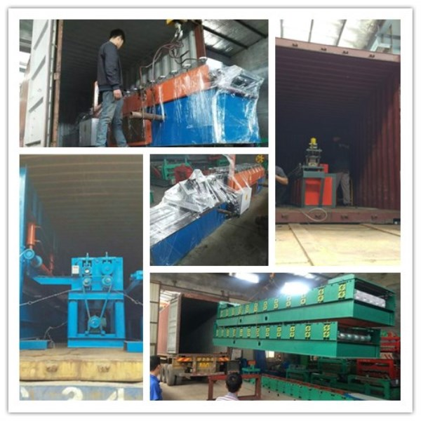 840 trapezoidal ibr profile metal sheet roof panel roll forming machine