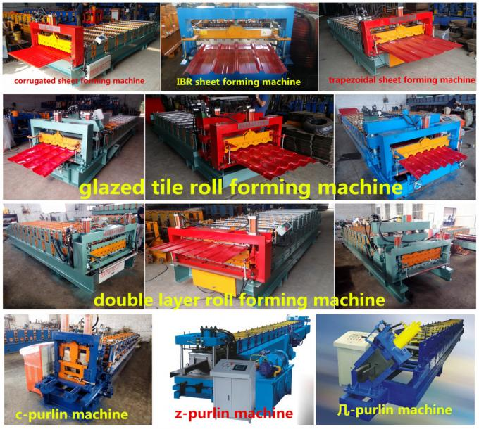 Xindingli cold bending machine/Cold Steel Profiles floor decking roll forming machine 915