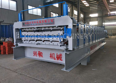 Trung Quốc High Capacity Metal Roof Forming Machine For 0.3 - 0.8mm Thickness Steel Plate nhà cung cấp