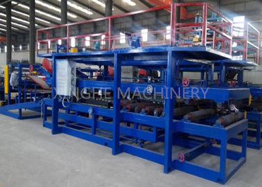 Trung Quốc PPGI Coil Steel Roll Forming Machine , Electrical Roof Tile Roll Forming Machine nhà cung cấp
