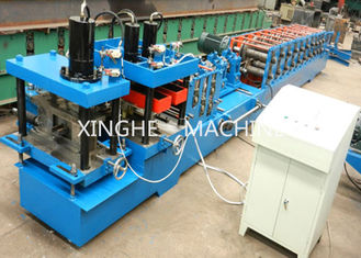 Trung Quốc Colored Steel Sheet Metal Roll Forming Machine With Hydraulic Cutter Machine  nhà cung cấp