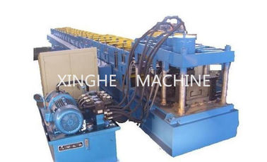 Trung Quốc 380v Ceiling Channel Roll Forming Machine With Full Automatic Control System nhà cung cấp