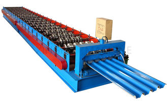 Trung Quốc Automatic Roof Panel Roll Forming Machine , Roofing Sheet Making Machine nhà cung cấp