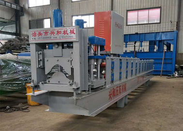 Trung Quốc Metal Cold Roll Forming Machines Suitable For 0.3 - 0.8mm Thickness Plate nhà cung cấp