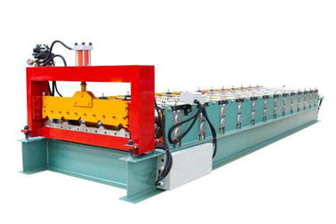 Trung Quốc Automatic Metal Roof Forming Machine Making 840 Width Colored Steel Tiles nhà cung cấp