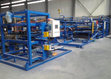 Trung Quốc 380V Sandwich Panel Roll Forming Machine , Sheet Metal Roll Forming Machine nhà cung cấp