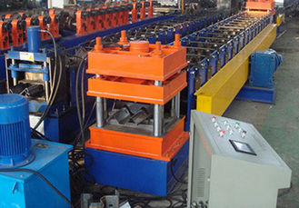 Trung Quốc Colored Steel Highway Guardrail Roll Forming Machine , Tube Forming Machine  nhà cung cấp