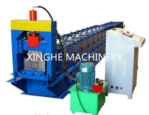 Trung Quốc Gutter Cold Roll Forming Machines / Square Type Downpipe Former Equipment nhà cung cấp