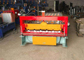 Trung Quốc Automatic Rollformer Corrugated Steel Sheet Roof Panel Roll Forming Machine nhà cung cấp