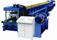 Trung Quốc Automatic Cold Roll Forming Machine For Stadiums Wall Surface Support Purlin nhà máy sản xuất