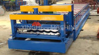Trung Quốc Updated Tech Automatic High speed Glazed Steel Roof Tile Roll Forming Machine 828 nhà máy sản xuất