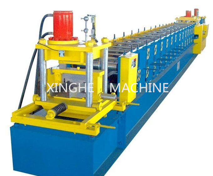 380v Ceiling Channel Roll Forming Machine With Full Automatic Control System