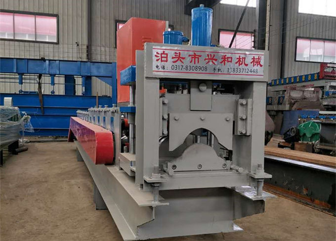 Metal Cold Roll Forming Machines Suitable For 0.3 - 0.8mm Thickness Plate
