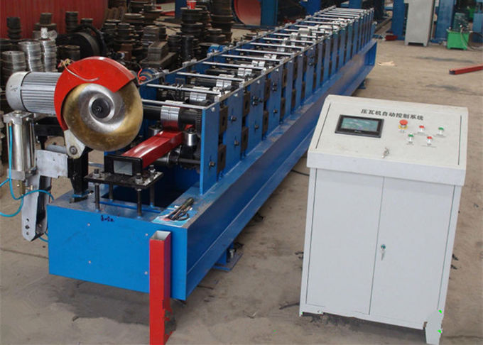 11 Kw Hydraulic Sheet Metal Forming Equipment For Steel Square Tube Making